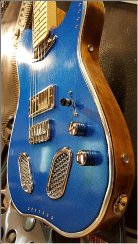 Blue Guitar 1