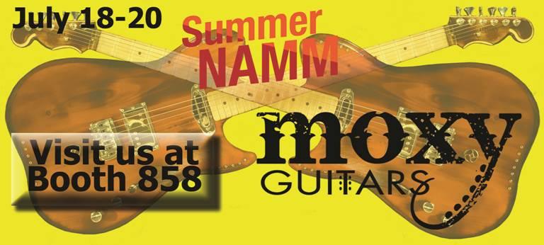 NAMM Show TN